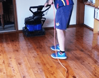 Timber Restore Wood Floor Refinishing | Electrodry